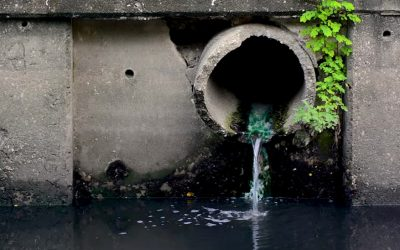 55% de todo esgoto coletado no Brasil vai para a natureza: entenda!